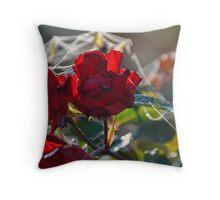 rose Throw Pillow