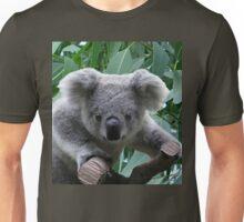 Koala and Eucalyptus Unisex T-Shirt
