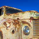 Old Rusty Truck by Keith Smith