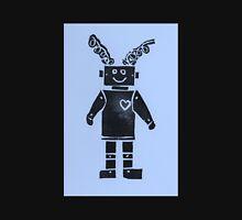 Heart Robot - Periwinkle Unisex T-Shirt