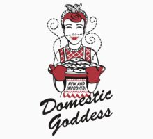 DOMESTIC GODDESS by Barb Leopold