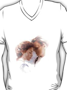 Titanic! Jack and Rose! My heart will go on! T-Shirt