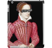 Mary, Queen of Scots iPad Case/Skin