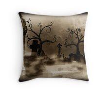 Sacred Earth no.2 Throw Pillow
