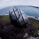Meteorite landed on Bondi Beach by AquaMarina