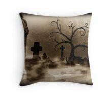 Sacred Earth no. 1 Throw Pillow