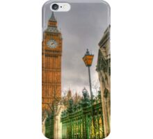 London ... Reaching For The Sky iPhone Case/Skin