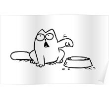 Simon's Cat Poster