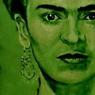 Frida Kahlo by ARTito