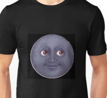 Moon Emoji Unisex T-Shirt