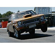 Torana getting up in the air Photographic Print
