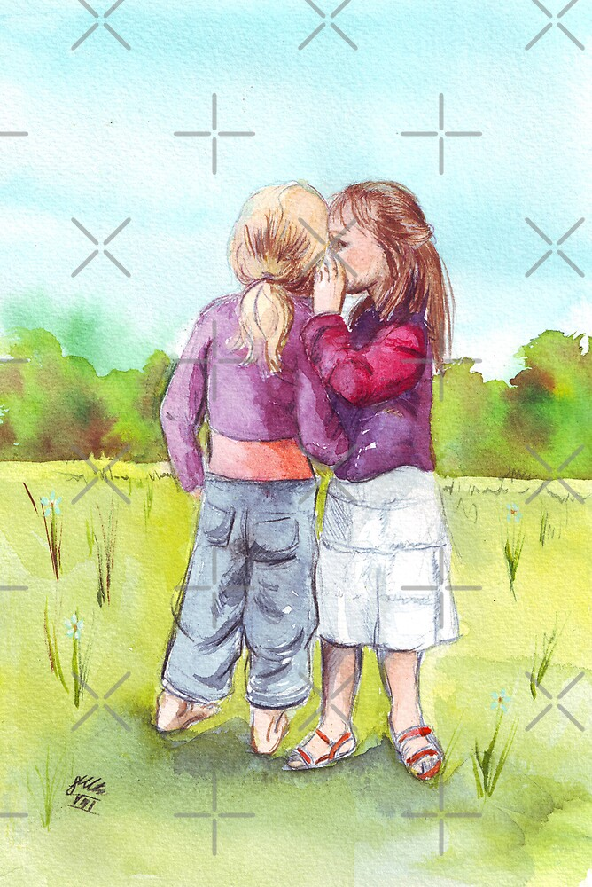 Secret Girls Business by Sarah  Mac