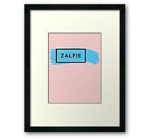 ZALFIE - TRXYE Framed Print