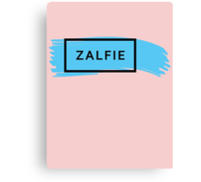 ZALFIE - TRXYE Canvas Print