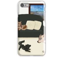 Wolf Pups iPhone Case/Skin