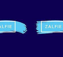 ZALFIE - white by Susanna Olmi
