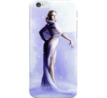 Monday's Child - The Snow Queen iPhone Case/Skin