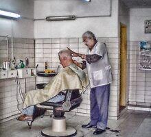 barber by Cadu Lemos