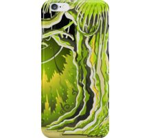 Magic Tale Forest Background iPhone Case/Skin