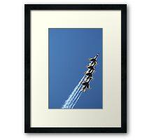 Thunderbirds! Framed Print