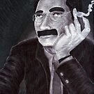 Groucho by Jeremy Baum