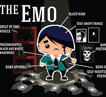 The Emo by idagoh96