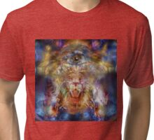 Lion lioness one Tri-blend T-Shirt
