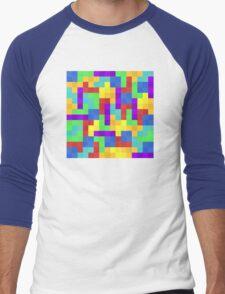 Tetra Men's Baseball ¾ T-Shirt