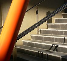 Convention Centre Stairs, Perth  by outsider