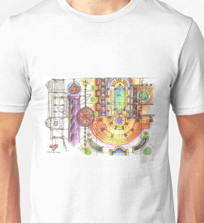 summer sketches Unisex T-Shirt