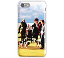 Fine Day Out iPhone Case/Skin