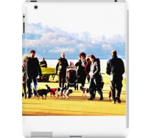 Fine Day Out iPad Case/Skin