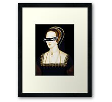 The Witch Queen Framed Print