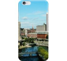 Providence RI Skyline iPhone Case/Skin