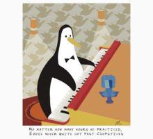 Eddie Penguin by Fiona Bavinton