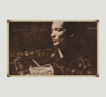 Woody Guthrie by clandestino