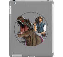 Rider - Flynn Rider x Dino-Riders iPad Case/Skin
