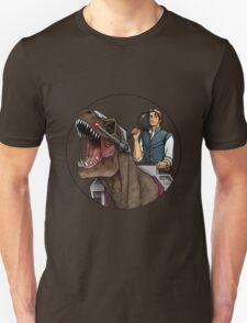Rider - Flynn Rider x Dino-Riders T-Shirt