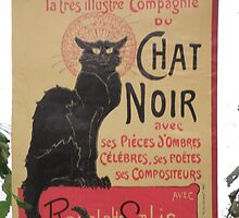 French Cafe Poster by Edward Denyer
