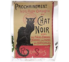 French Cafe Poster Poster