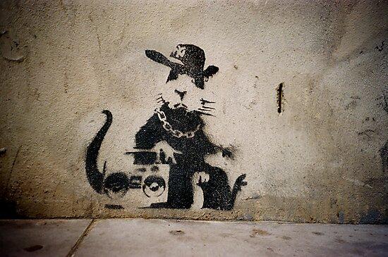 Gangsta Rat by plaidleaf