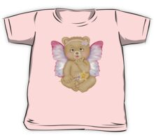 Blowing Kisses Fairy Kids Tee