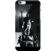 Nettuno di Bologna iPhone Case/Skin