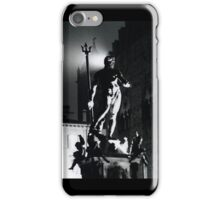 Nettuno di Bologna iPhone Case/Skin