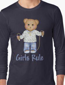 Girls Rule Long Sleeve T-Shirt