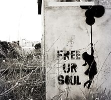 Free your soul by Sarah Cowan