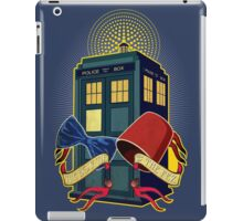 BOW TIE AND FEZ iPad Case/Skin