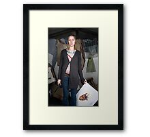 LPA - Kate Framed Print
