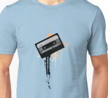 Cassette Radio Tee Orange Unisex T-Shirt