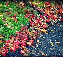 Apple Lane by labacinelli